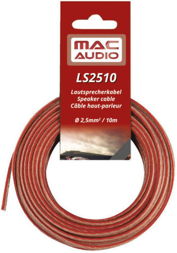 macAudio LS 2510 - audio kabel