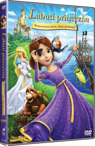 DVD Labuti princezna_1