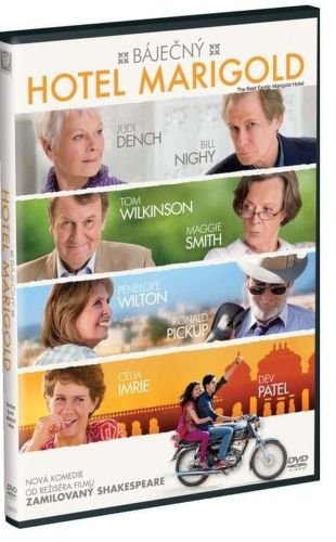 DVD Bajecni hotel Mari_1