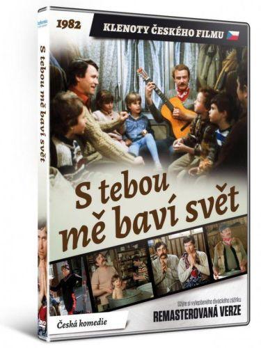 DVD S tebou me bavi svet_1