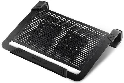 NotePal U2 Plus chladiaca podložka (čierna)
