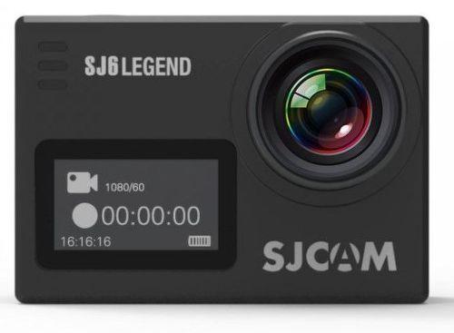 SJCAM SJ6 Legend Akčná kamera (čierna)