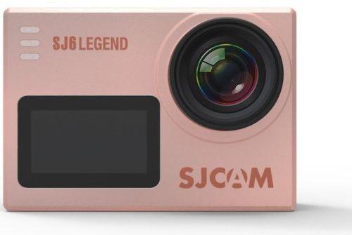 SJCAM SJ6 Legend Akčná kamera (ružová)