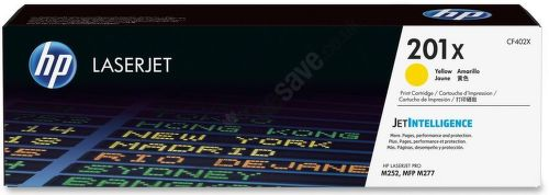 HP CF402X 201X YEL, Toner