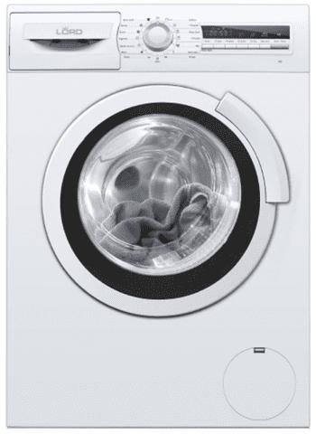 LORD W5 - biela slim práčka plnená spredu
