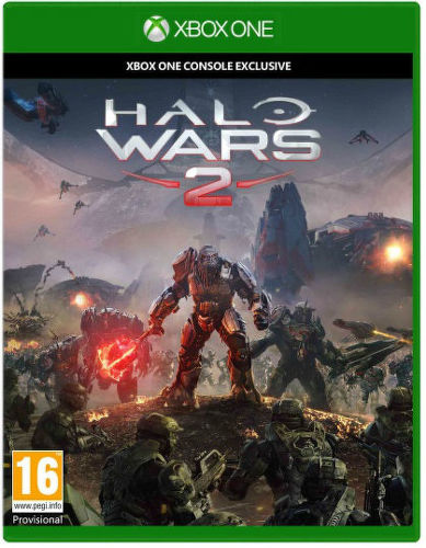 MICROSOFT Halo wars 2, XBOX ONE hra