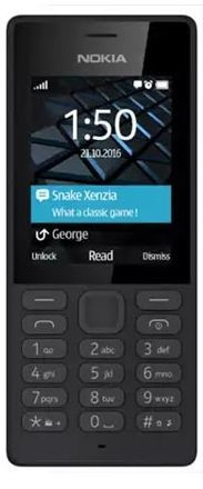 Nokia 150 Dual SIM čierny
