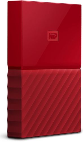"Western Digital My Passport 2,5"" 4TB USB 3.0"