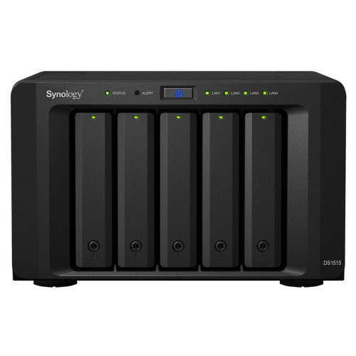 SYNOLOGY DS1515, NAS