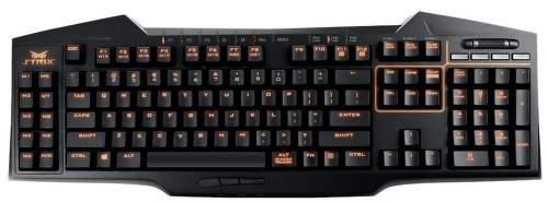 Asus Strix Tactic Pro, USB US klávesnica