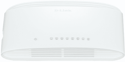 D-LINK DGS-1008D, Switch