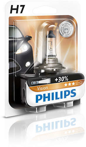 PHILIPS H7 Vision_1