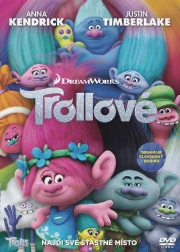 BONTON Trollové, DVD film