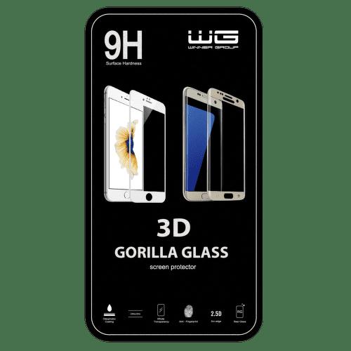 Winner ochranné tvrdené sklo 3D iPhone 7 Plus, biele