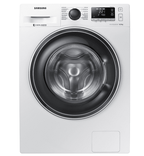 Samsung WW80J5446EW/ZE biela práčka plnená spredu