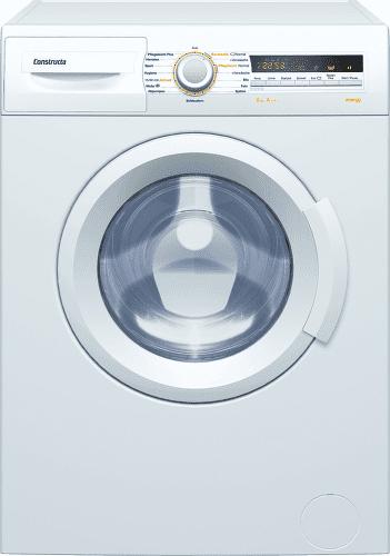 Constructa CWF14B21 biela práčka plnená spredu