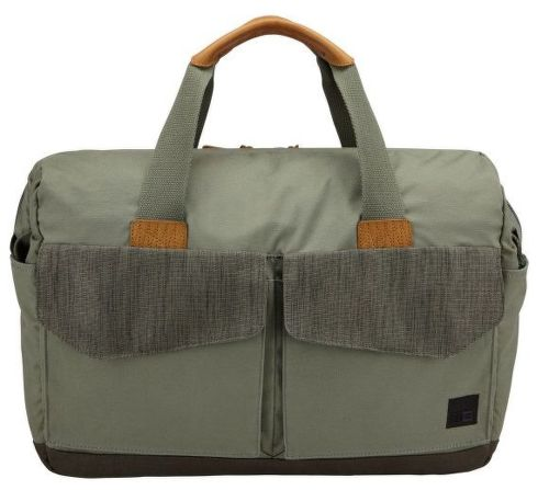 """Case Logic LoDo B115PTG zelená 15.6"""" taška na notebook"""