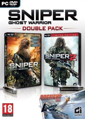 Sniper GW1 Gold + Sniper GW2 + Dog Fight 1942 - PC hra