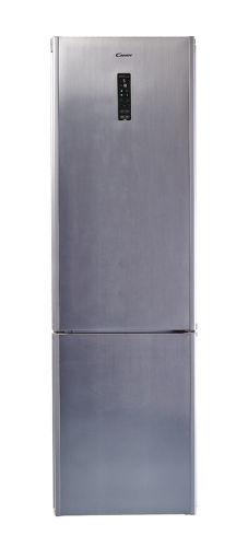 CANDY CKCN 204IX/1 nerezová kombinovaná chladnička