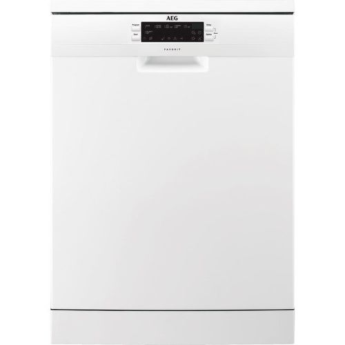 AEG FFB62700PW bliela voľne stojaca umývačka riadu 60 cm