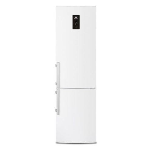 ELECTROLUX EN3790MOW biela kombinovaná chladnička