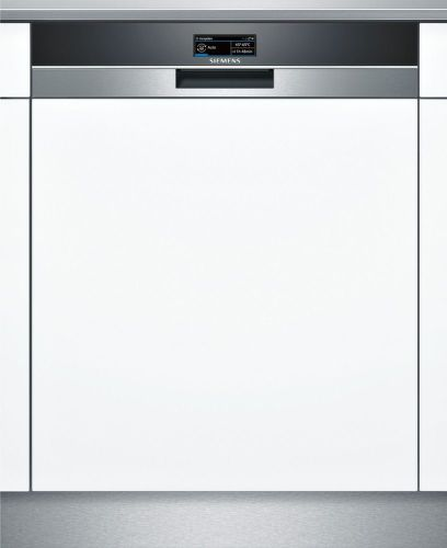 Siemens SN578S36TE, smart umývačka riadu