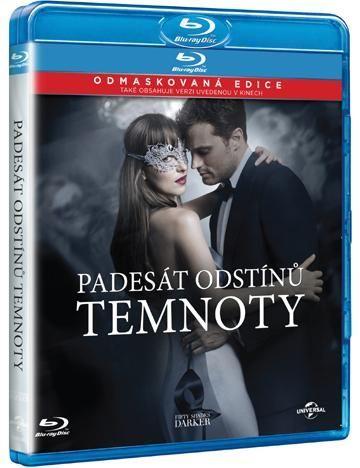 Bonton Padesát odstínu temnoty Blu-ray film