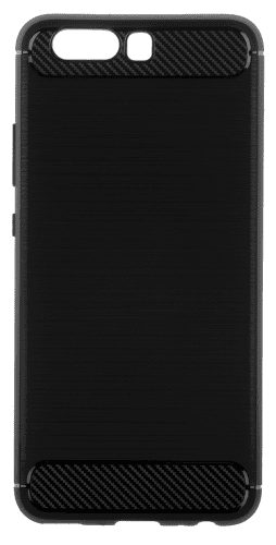 Winner Carbon puzdro pre Huawei P10 (čierne)