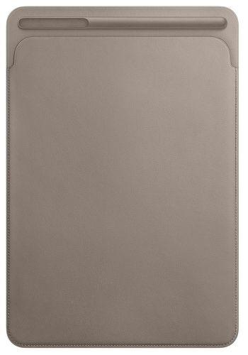 """Apple Leather Sleeve pre Apple iPad 10.5"""" Taupe"""
