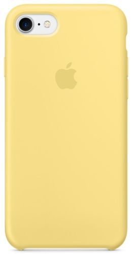 Apple Silicone Case pre Apple iPhone 7 Pollen