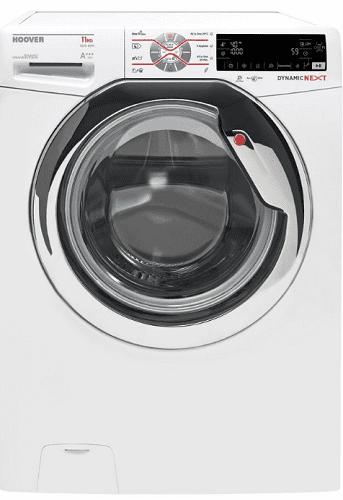HOOVER DWOT 611AH-S, biela práčka plnená spredu