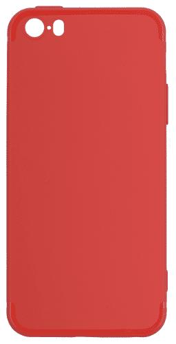 Winner Puzdro pre iPhone 5/5S/SE Pastels (červené)