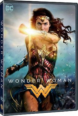 MAGIC BOX Wonder Woman, DVD film_1