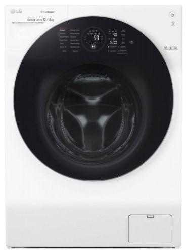 LG F126G1BCH2N, Parná smart  práčka so sušičkou