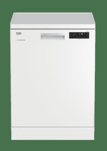 BEKO DFN 28430 W, biela umývačka riadu