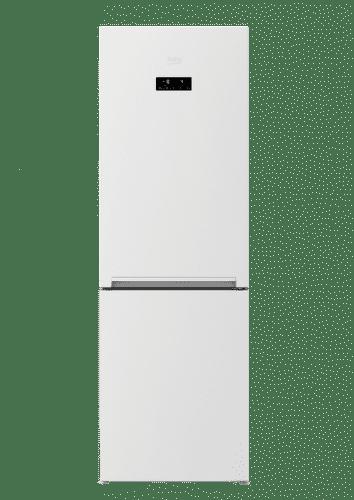 BEKO RCNE 365 E40W, biela kombinovaná chladnička