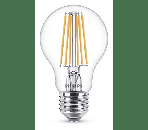PHILIPS LIGHTING WW CL4, LED Classic 60W, stmievateľná