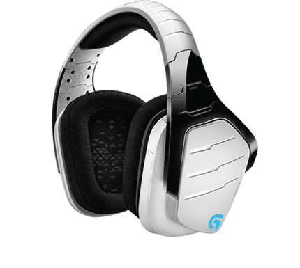 LOGITECH G933 WHT, WL headset_01