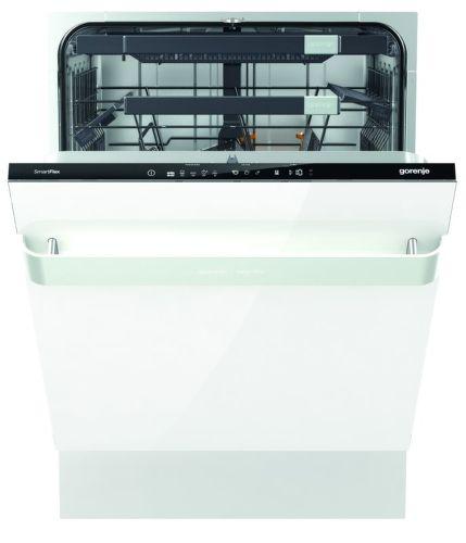 GORENJE GV60ORAW, biela vstavaná umývačka riadu
