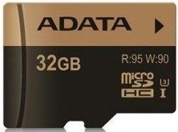 A-DATA microSDHC 32 GB 95 MBS U3 CLASS 10 UHS-I