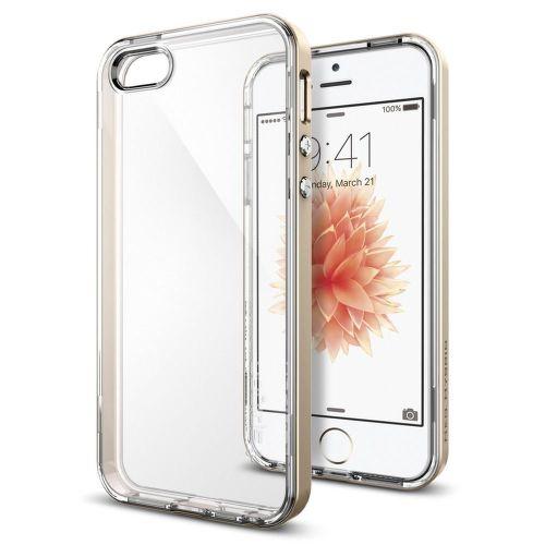 Spigen iPhone 5/5S/SE Case Neo Hybrid Crystal