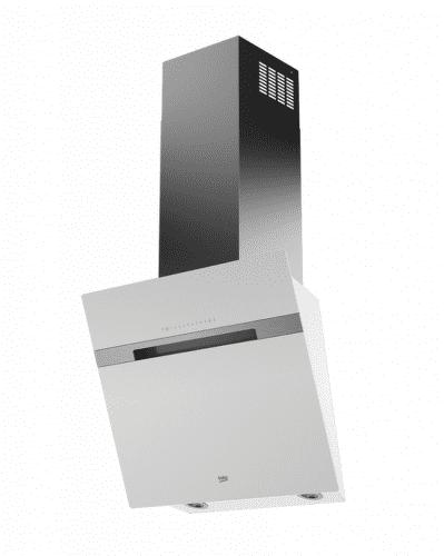 Beko HCA62741W, biely komínový digestor