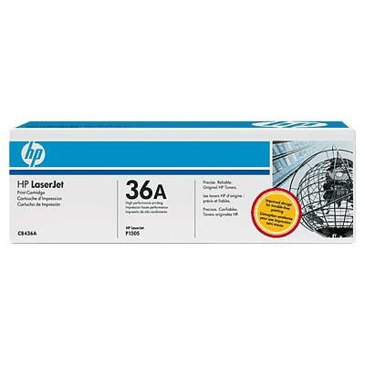 HP CB436A BLACK TONER