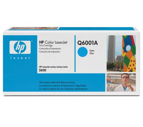 HP Q6001A, cyan toner pre LJ 2600
