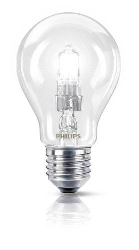 PHILIPS EcoClassic30 53W E27 230V A55 CL