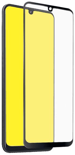 SBS Full Cover sklo pre Samsung Galaxy A40, čierna