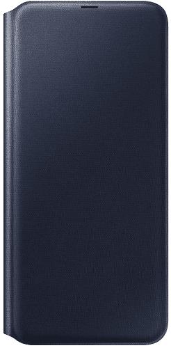 Samsung Wallet Cover puzdro pre Samsung Galaxy A70, čierna