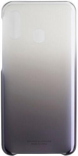 Samsung Gradation Cover zadný kryt pre Samsung Galaxy A20e, čierna