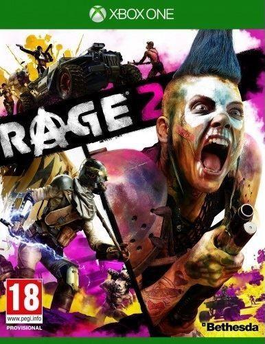 Rage 2 Xbox One hra