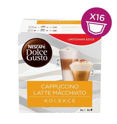 NESCAFÉ® Dolce Gusto® Latte Macchiato a Cappuccino